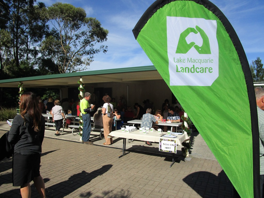 Awards and Xmas Party event at the Landcare Resource Centre