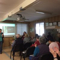 Presentation on Scribbly Gum Reserve